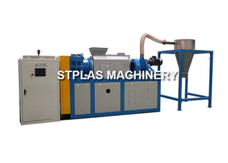 China 300-800kg/h Film Squeezing Machine For Waste Agricultural Film Dewatering supplier