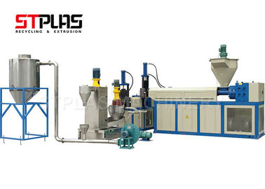 China HDPE plastic scrap recycling machine for washing line company with 100-1000kg/h capacity supplier