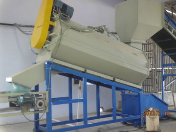 China Durable Plastic Bottle Crushing Machine , Waste PET Bottle Recycling Equipment supplier