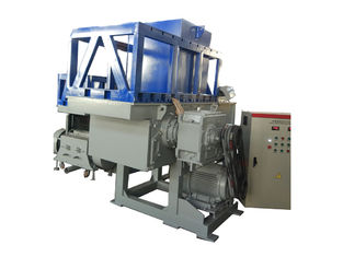 High Efficiently Plastic Shredder Machine With PLC System Controller