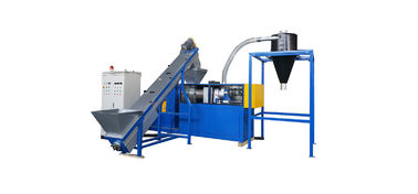 China High Speed Plastic Film Squeezing Machine For Plastic Recycle CE Certificate supplier
