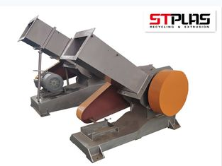 China High Speed Plastic Pipe Plastic Crusher Machine For Long Diameter PVC Pipe supplier