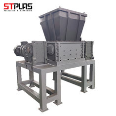 22 KW Commercial Plastic Shredder with 16 D2 Rotator Blades