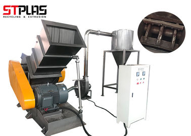 D2 Blades 850kg / H Pvc Grinding Machine For Adamant Pipes