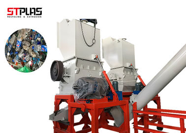 China Waste Plastic Washing Recycling Machine Stainless Steel Rotor Shaft supplier