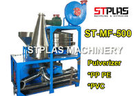 China Vertical Disc Type Grinding Pulverizer Machine PVC Pulverising Mill High Capacity factory