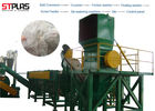Plastic PP PE Film Washing Line Scrap Recycling Crushing Drying Production