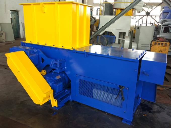 Eco Friendly Plastic Grinding Machine / Industrial Heavy Duty Shredder