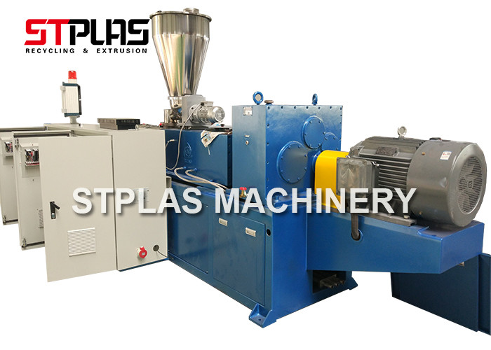 HDPE PVC UPVC / Plastic Pipe Manufacturing Machine Stainless Steel