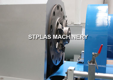 China Full Automatic PP PE Film Fiber Squeezer Cutter Machine For Pellets SKD-II Blade factory