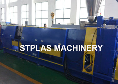China Single Screw Plastic Recycling Pellet Machine For PP PE PS PA PET Material factory