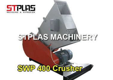 China Industrial Scrap Plastic Crushing Machine , Plastic Bottle Crusher Machine factory