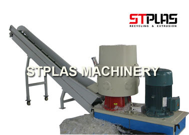 High Speed Plastic Agglomerator Machine , Plastic Granules Making Machine