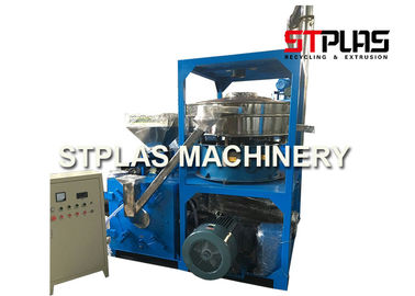 PVC Rotor Mill Plastic Waste Grinding Pulverizer Machine Simple Structure