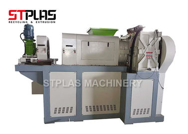 China Film Screw Press Dryer Plastic Dewatering Machine For Plastic Washing Line factory