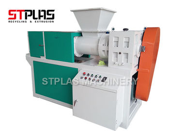 Special Screw Plastic Dewatering Machine For Dry Waste Film Bags Easy Operation