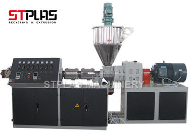 China High Speed Single Screw Extrusion Machine For Granulating PP PE Material distributor