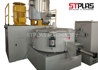 China Durable Plastic Auxiliary Machine PVC Compounding Mixer High Speed CE Passed factory