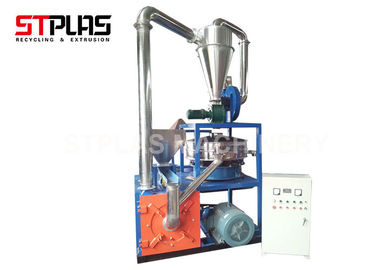 China Industrial Plastic Pulverizing Machine , Combined Plastic Mill Grinder 15-120 Mesh distributor