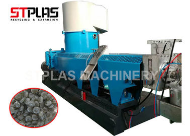 China Waste Plastic Recycling Pellet Machine For PP PE Film , Woven Bags , Fibers Material factory