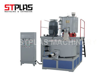 China Automated Operation Plastic Auxiliary Machine For Dry Resins PVC Mixing factory