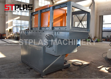 China Adjusted to suit various pipe diameters SINGLE SHAFT PIPE SHREDDER factory