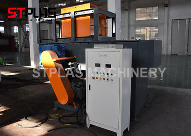 China shredder Industrial singel shaft for waste wood and recycling  wood shredder factory