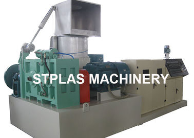 China LDPE PE plastic film Cutter compactor Plastic recycling machine distributor