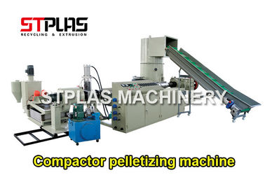 China Large Capacity Plastic Recycling Pellet Machine For BOPP Films 100-1000kg/H factory