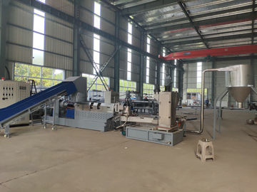 China High Efficiency Plastic Film Recycling Machine / Waste Compactor Machine distributor