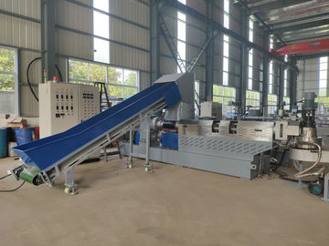 China High Temperature Plastic Recycling Pellet Machine With Pressure Sensors distributor