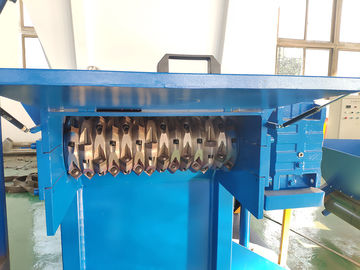 China Stable Running Plastic Shredder Machine For Plastic Pipe / Plastic Pallet factory