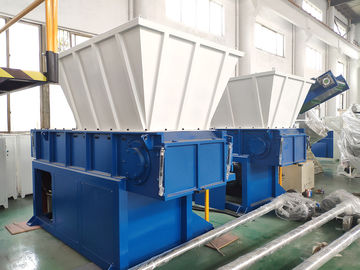 China High Capacity Plastic Scrap Machine / Automatic Single Shaft Shredder factory