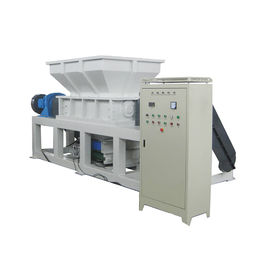 Multifunctional WOOD/PLASTIC/RUBBER/METAL shredder Single/Double shaft block/film/barrel shredding machine