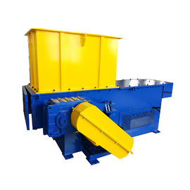 China Eco Friendly Plastic Grinding Machine / Industrial Heavy Duty Shredder factory
