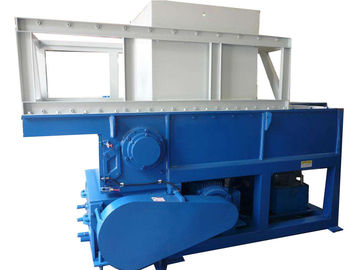 China Low Noise Plastic Chipper Machine / Stable Plastic Recycling Grinder factory