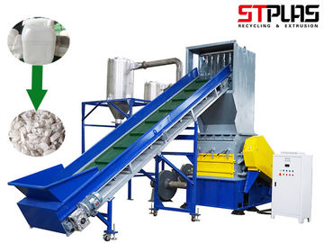 China PET Plastic Crusher Machine Waste Plastic Crushing Recycling Machine factory