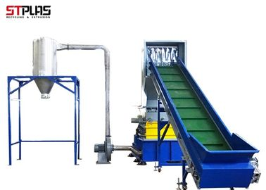 China Plastic Bottle Crusher Machine Recycling Plastic Crusher Plastic Cutting Machine factory