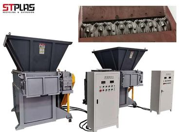 Multifunctional Integrated Plastic Shredder Machine Single Shaft Shredder