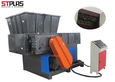 Plastic Scrap Grinder Machine Plastic Scrap Cutting Machine with D2 Blades