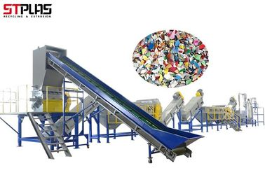 PP PE Bottles Hdpe Plastic Recycling Machine Automatic 12 Months Warranty