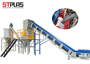 China Wide Range Applications Plastic Grinder Machine with D2 Blades factory